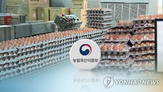 한국 계란수입운송비지원