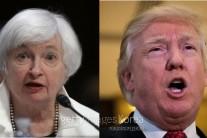 [트럼프 D-1]옐런 VS 트럼프 힘겨루기…달러 럭비공