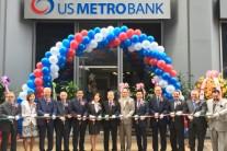 US 메트로 은행 한인타운 점 그랜드 오프닝