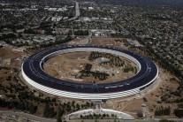 애플의 신사옥 '애플파크', IT업계 호황 상징