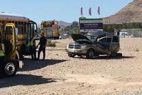 라스베가스 또 한번 스쿨버스 사고 발생