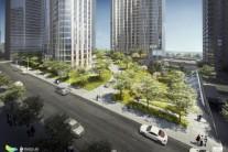 한국 한화 그룹 미 시카고에 60층 주상복합 프로젝트 개발 나서
