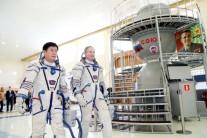 정찬민 용인시장, 러시아서 우주복 입은 까닭은