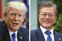 내달 7일 靑에서 文-트럼프 대통령 정상회담