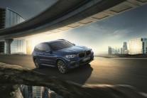 BMW 뉴 X3 출시…수입 중형 SUV 1위 자리 '넘본다'