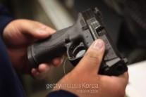 美 LA 근교 사설총기보관소에서 권총 100여정 도난