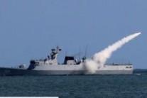 文대통령 국빈 방문中인데…발해만서 실탄사격 훈련한 中해군