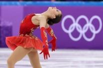 15살 자기토바 무결점 스케이팅…빙상팬들 ♥에 빠지다