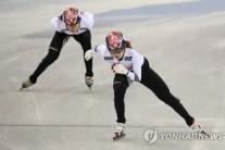 한국 쇼트트랙 국가대표팀, 오늘 두 차례 금빛 질주 펼친다