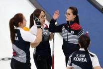 [2018 평창] '공동 1위' 올라선 여자 컬링, 다음 상대는 미국