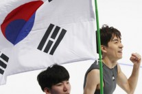 [2018 올림픽] 폐회식 기수 '빙속철인' 이승훈…남북한 따로 입장