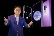 """[MWC 2018] """"비주얼 세대를 위한 폰""""…삼성 갤럭시S9 베일 벗다"""