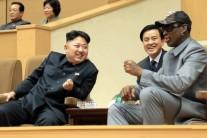 """美언론 """"'김정은·트럼프 친구' 로드먼도 싱가포르 간다"""""""