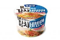 '오모리김치 비빔면 조합'…GS리테일, 유어스김치볶음비빔면 출시