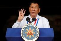 두테르테 한 마디에…필리핀 경찰, 닷새간 야간 배회자 5500명 체포