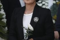 """추미애 """"JP, 정권교체 동행…시대 책무 다한 정치 큰 어른"""""""