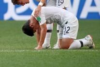[월드컵]한국, 뼈아픈 PK골 허용…스웨덴에 0-1 패배