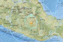멕시코 남부서 규모 5.7 지진..멕시코시티 건물 '흔들'