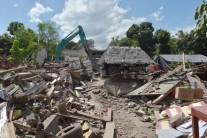인도네시아 롬복 또 지진, 규모 6.3