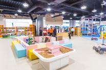 부에나팍 '더소스'에 어린이 놀이공간 플레이파이 오픈