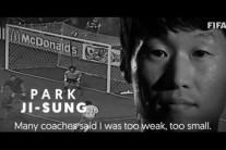 박지성, FIFA '슈퍼히어로' 선정…2019 여자월드컵 홍보