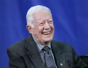 Jimmy Carter-China  (AP)