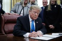 트럼프,  '우주 사령부' 창설 명령 서명