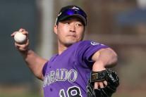 오승환, 1이닝 퍼펙트 …MLB 시범경기 첫 등판