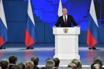 """푸틴, """"INF 금지 미사일 유럽 배치되면 맞대응"""""""
