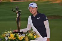 고진영 LPGA뱅크오브호프 파운더스컵 우승…5년새 네번째 코리안 챔피언