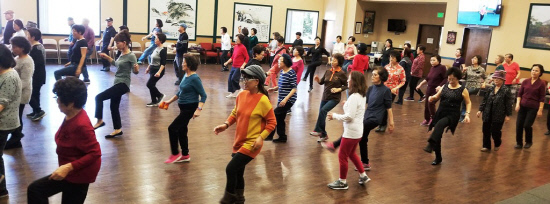 Country Dance Class