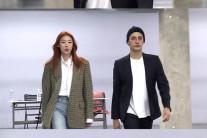 '나혼자산다' 한혜진 등장…성훈에 모델 워킹 특강