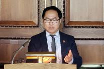 """민주당 의원들 트럼프에 """"남북교류 지원해야"""" 촉구"""
