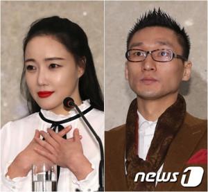 단독'A급지명수배'낸시랭남편왕진진잠원동노래방서검거종합
