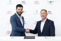 현대ㆍ기아차, 고성능 전기차 '리막'에 1000억원 투자