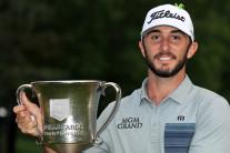 '세계 417위' 맥스 호마, PGA 웰스파고 챔피언십 우승…임성재 공동 31위