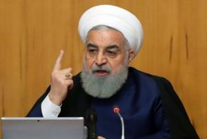 하산 로하니 이란 대통령[EPA=헤럴드경제]