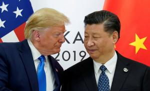 트럼프 미국 대통령과 시진핑 중국 국가주석 [로이터=헤럴드경제]
