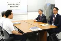 일본의 보복조치 후 첫 양국 실무회의…5시간넘게 평행선