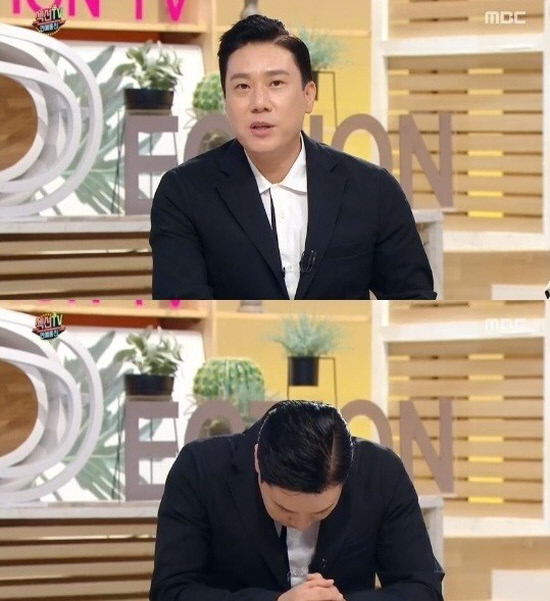 '13억 사기 논란' 이상민, 고개 숙여 사과…'사실 규몀 뒤 책임질 것'