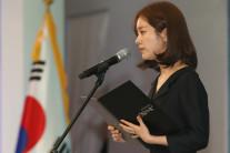 위안부 할머니들 울린…배우 한지민의 '슬프고 아름다운 낭독'