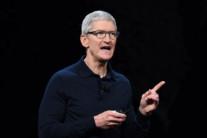 """애플 CEO, 트럼프에게 """"삼성전자, 관세에서 우리보다 자유로워"""""""