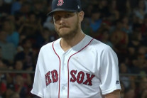 보스턴 세일, 7년 연속 200탈삼진 금자탑…MLB 역대 5번째