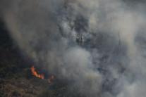 아마존 산불 재앙…한달새 축구장 420만개 넓이 숲 사라져