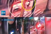 장제원 아들 노엘, 음주운전 CCTV 공개…시속 100km 폭주