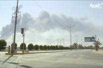 사우디 피폭 석유시설 일시 가동 중단…국제유가 큰 영향 받을 듯