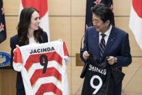 일본 첫 공식 방문에서 일본과 중국 헷갈린 뉴질랜드 총리