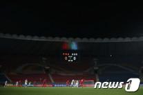 [월드컵] 한국, 북한과 무승부…골득실 앞선 H조 1위 유지