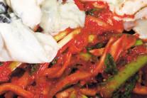연어·유자타르타르 소스…폐 건강 위한 고단백 식품.