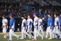 한국, 대만에 0-7 충격패 '지바 참사'…도쿄행 다시 '빨간불'